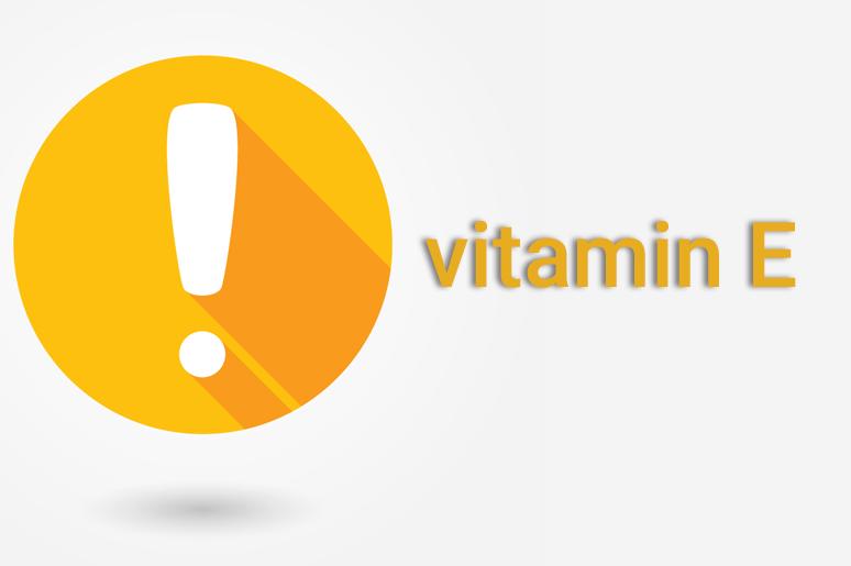 lưu ý khi sử dụng vitamin e trị sẹo rỗ