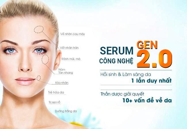Serum Công nghệ Gen 2.0