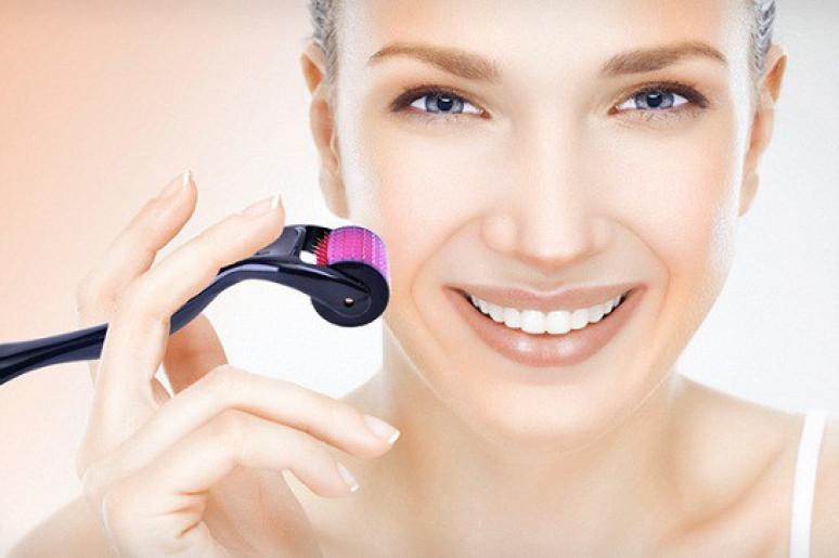 Phương pháp lăn kim trị sẹo rỗ - giải pháp cho mọi làn da