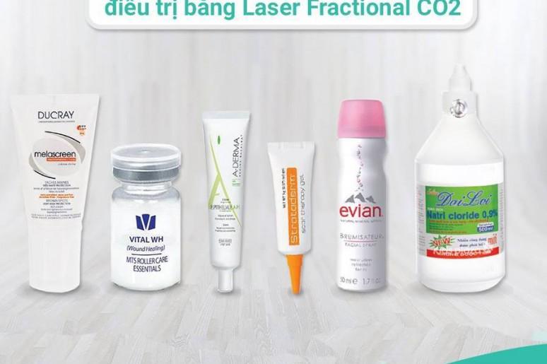 Hỏi - đáp về việc chăm sóc da sau điều trị sẹo rỗ bằng Laser Fractional CO2