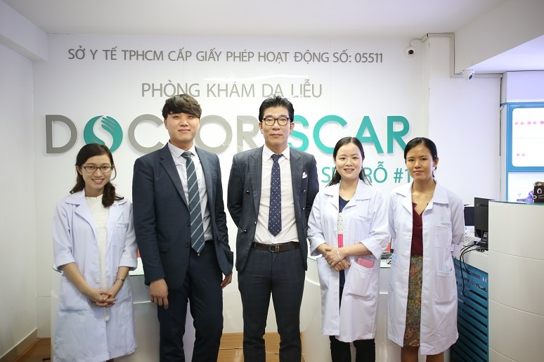 Đội ngũ Bác sĩ Doctor Scar