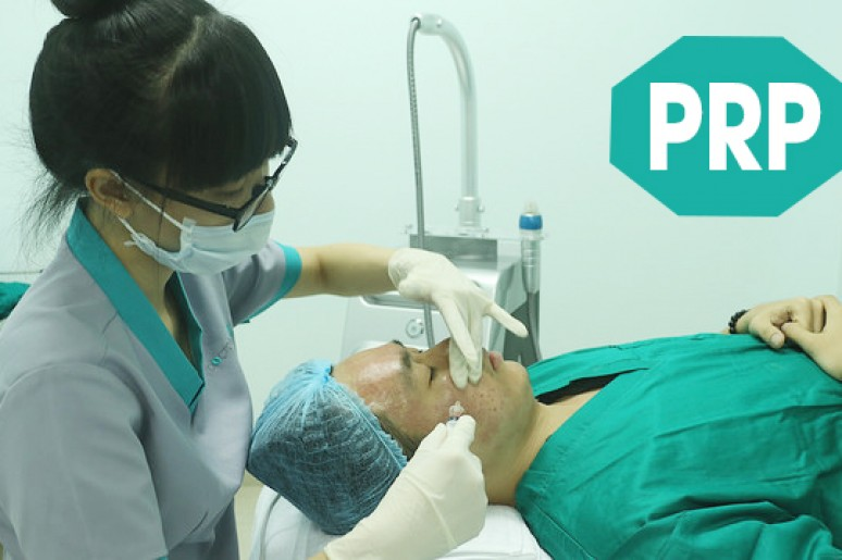 Ứng dụng của huyết tương giàu tiểu cầu (PRP) trong y học và thẩm mỹ