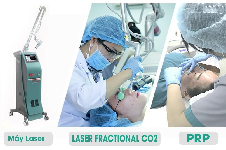 7 lưu ý quan trọng để trị sẹo hiệu quả bằng công nghệ Laser Fractional kết hợp PRP