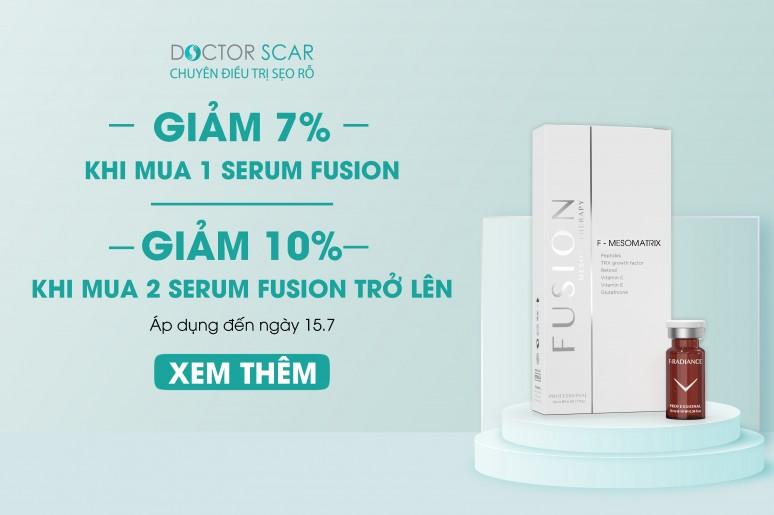DoctorScar - Chuyên trị sẹo rỗ